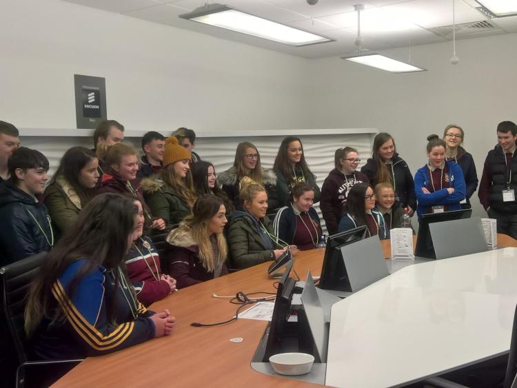 Ericsson opens its doors to provide Longford students with ...