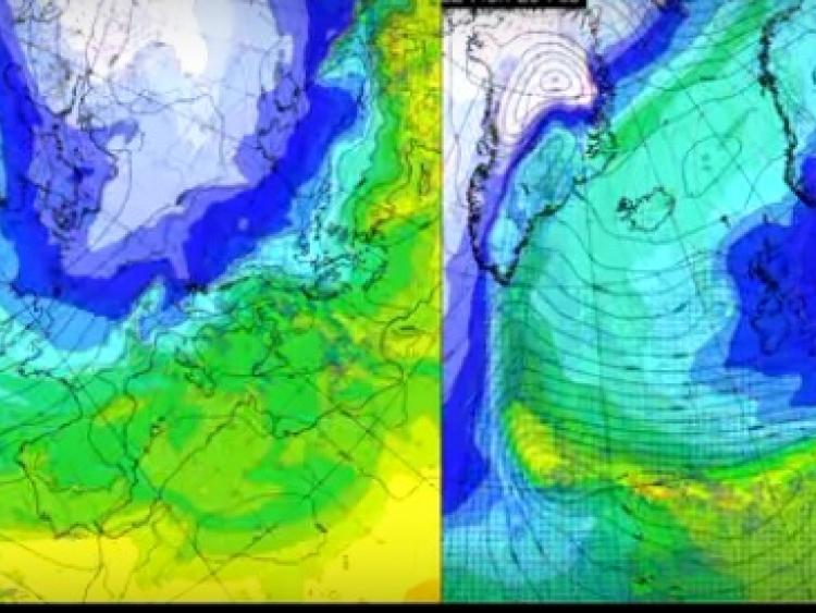 Nation braces itself as Met Éireann issues ANOTHER weather warning