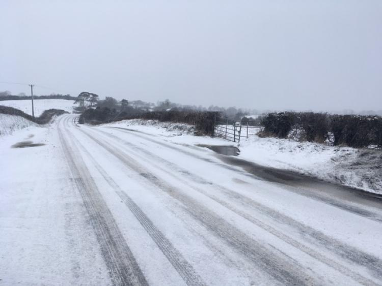 Warning extreme caution urged on roads after overnight snow and warning extreme caution urged on roads after overnight snow and sub zero temperatures sciox Choice Image