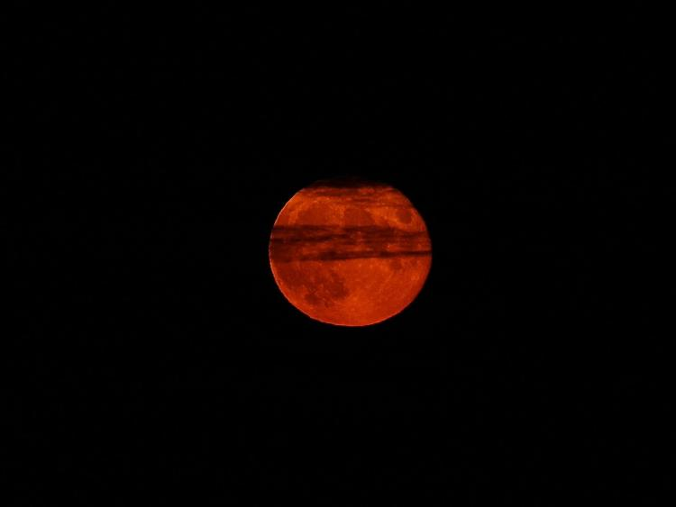 red moon tonight august 15 2019 - photo #20