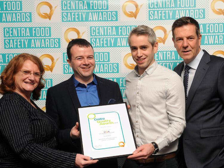 three longford centra stores clean up at 2018 quality awards