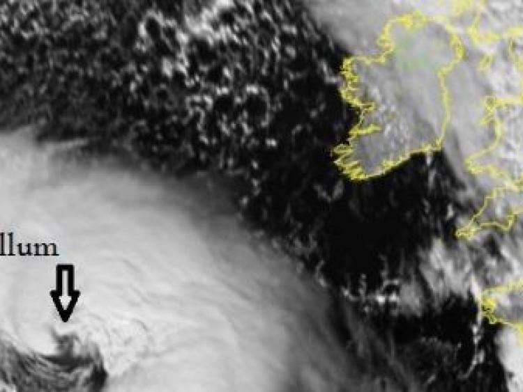 Storm Callum passes with relatively little impact