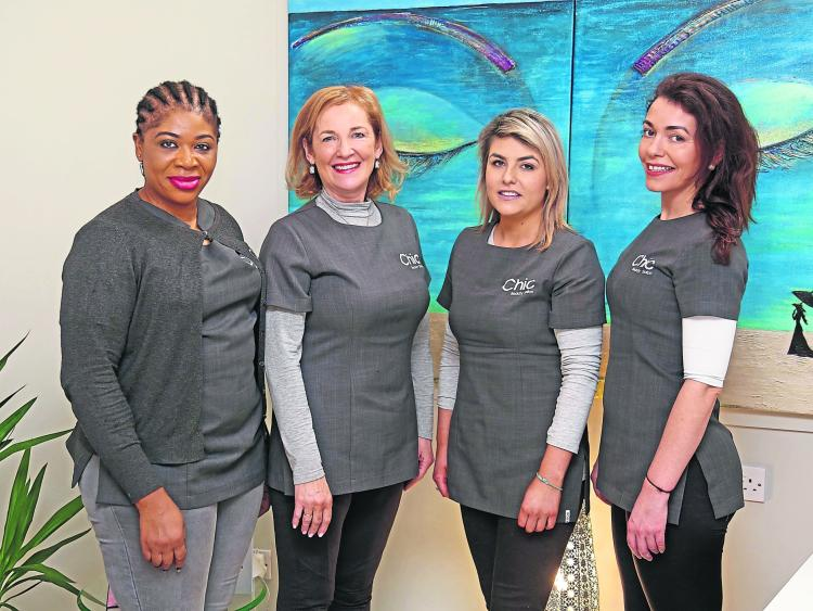 Chic Beauty Salon in Longford celebrating 25 years in ...