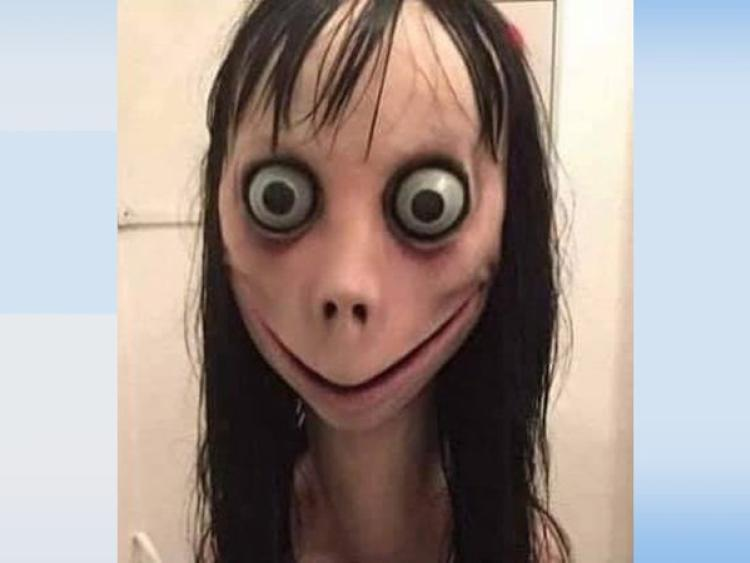 Momo challenge: Game linked to child deaths tells boy to stab himself
