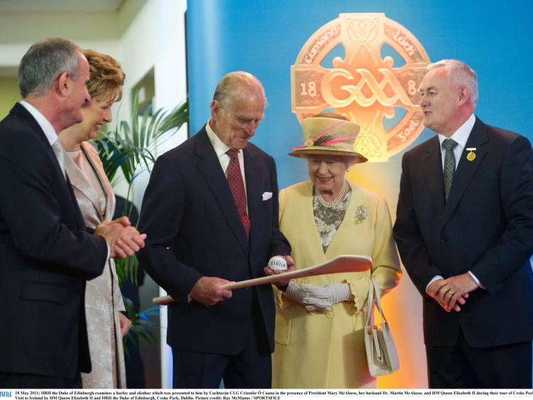 Death announced of Queen Elizabeth II's husband Prince ...