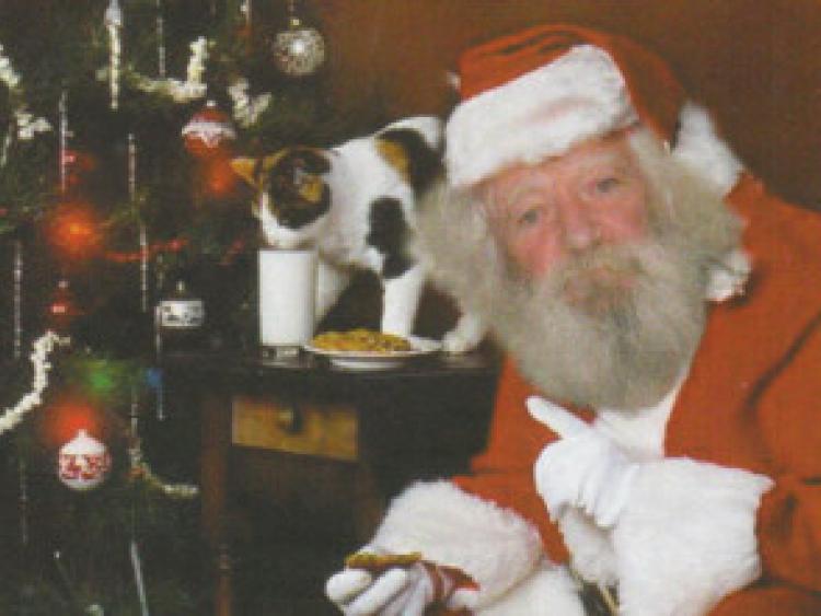 Santa beard shave in ballinalee this saturday longford